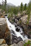 Adams_Falls_028_07282020 - View of Adams Falls from the unsanctioned outcrop below the main lookout