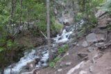 Adams_Falls_087_05272017 - An intermediate cascade on a pretty steep part of the Adams Falls Trail