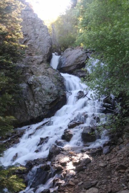 Adams_Falls_138_05272017 - This was perhaps the most impressive of the intermediate cascades on North Holmes Creek on the way to Adams Falls