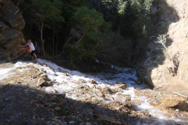 Adams_Falls_180_05272017 - Looking back at the last crossing of North Holmes Creek before Adams Falls