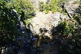 Adams_Falls_259_08092020 - When I finally spotted Little Adams Falls again, it was already in half-shadow so the lighting wasn't good anymore