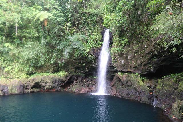 Afu_Aau_Falls_057_11142019 - The main drop and plunge pool of the Afu Aau Waterfall