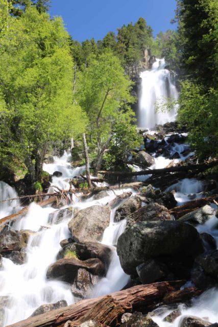Aiguestortes_292_06192015 - Cascada de Ratera