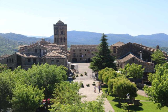 Ainsa_022_06182015 - After leaving Torla, we made a stop in Ainsa during our long drive towards the eastern side of the Pyrenees and eventually Barcelona