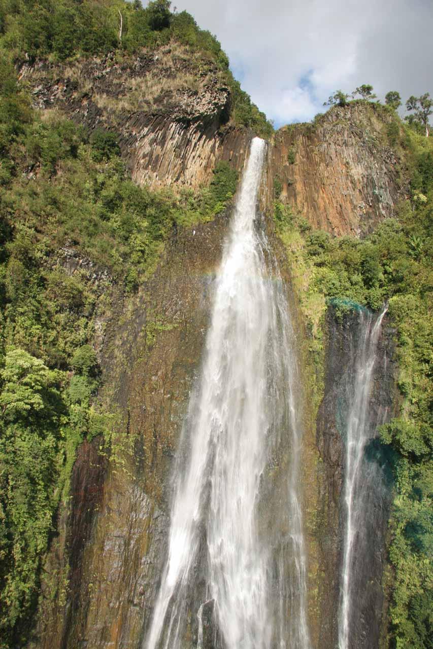 Manawaiopuna Falls - aka the Jurassic Falls