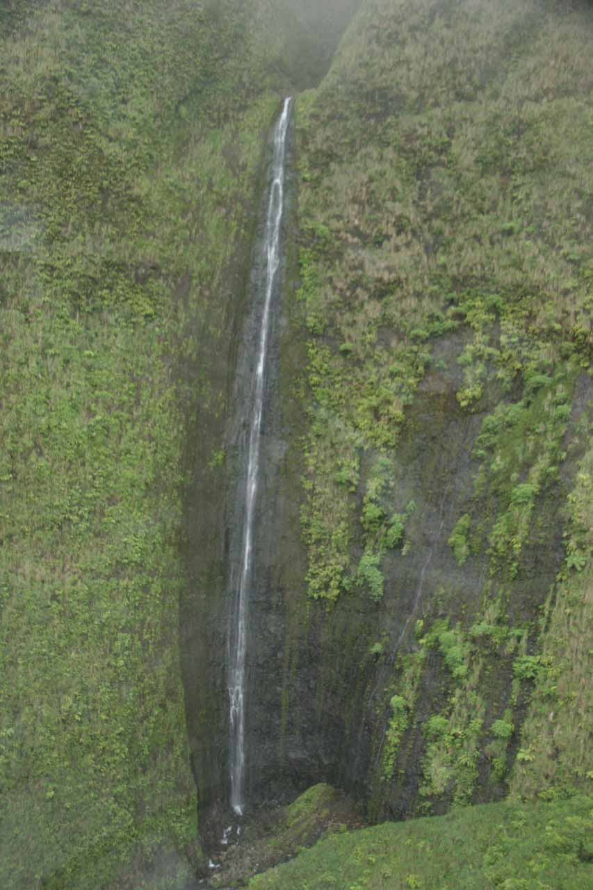 The Weeping Wall at the Wai'ale'ale Crater