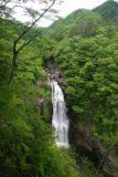 Akiu_032_05222009 - View of the Akiu Waterfall from the main viewing deck