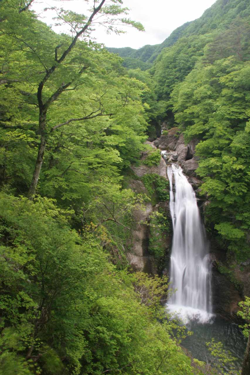 Akiu Waterfall