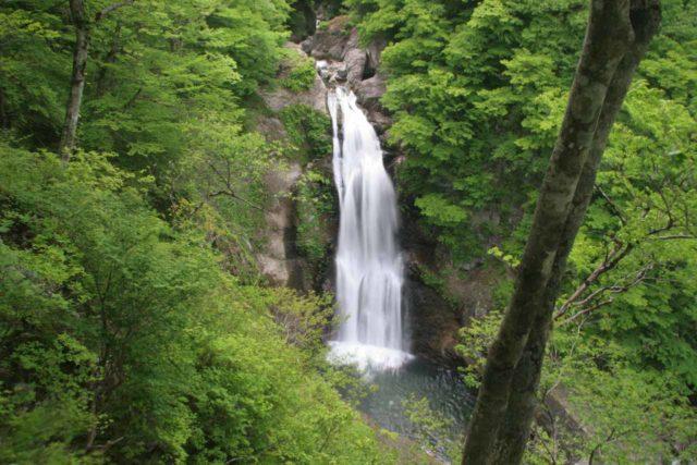 Akiu_045_05222009 - The Akiu Waterfall (or Akiu Great Falls)