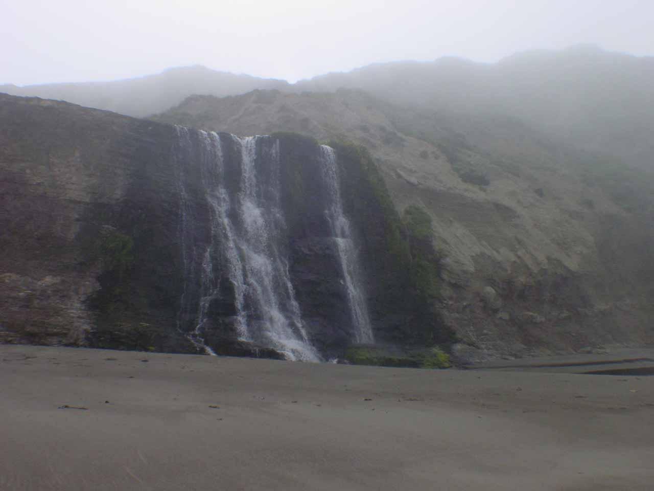 Last look at Alamere Falls
