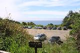 Alamere_Falls_008_04192019 - Looking over the Palomarin Trailhead towards the ocean at the start of my April 2019 hike to Alamere Falls