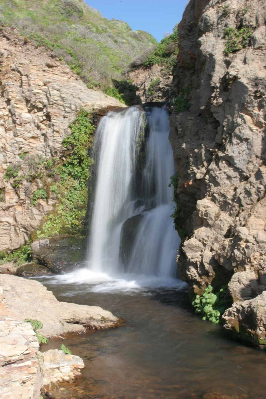 The upper Alamere Falls