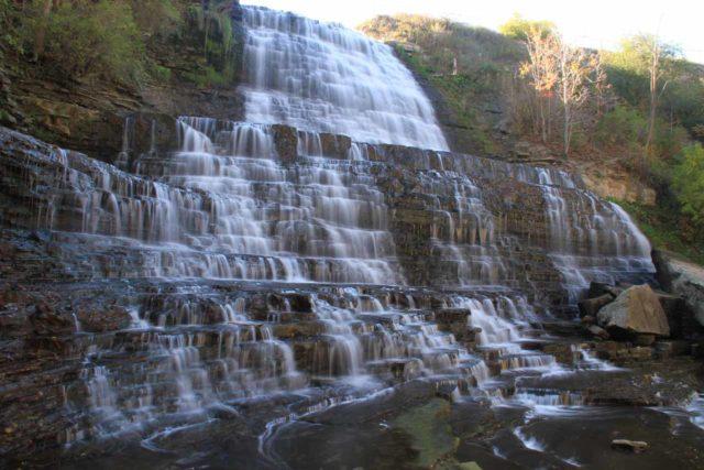 Albion_Falls_078_10122013 - Albion Falls