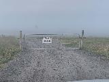 Aldeyjarfoss_010_iPhone_08122021 - Approaching the next gate as we headed towards the rough F26 Sprengissandur Road en route to Aldeyjarfoss