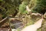 Allerheiligen_091_06222018 - Descending alongside the Allerheiligen Waterfalls as we realized that there would be no more waterfalls further upstream