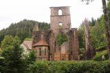 Allerheiligen_116_06222018 - Direct look at the closter ruins of the Allerheiligen Waterfalls