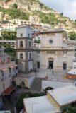 Amalfi_Coast_323_20130520 - Looking back towards the church in Positano