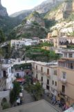 Amalfi_Coast_325_20130520 - Scenic look back at Positano from the unmarked route we took