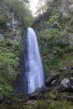 Amedaki_037_10232016 - Looking straight up towards the impressive Amedaki Falls