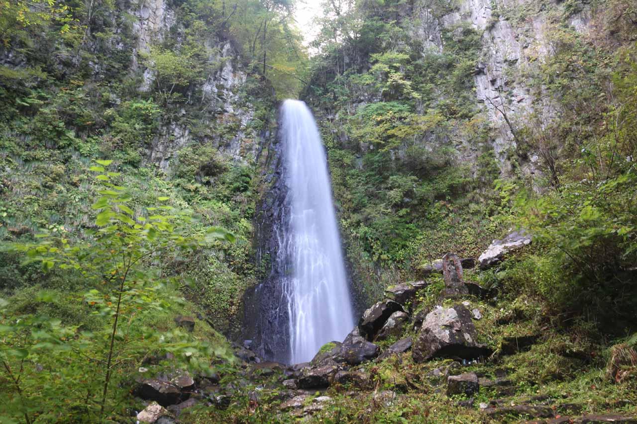 The Amedaki Waterfall
