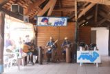 Amedee_296_11302015 - The band playing Polynesian music before getting into the dancing music at the end of lunch