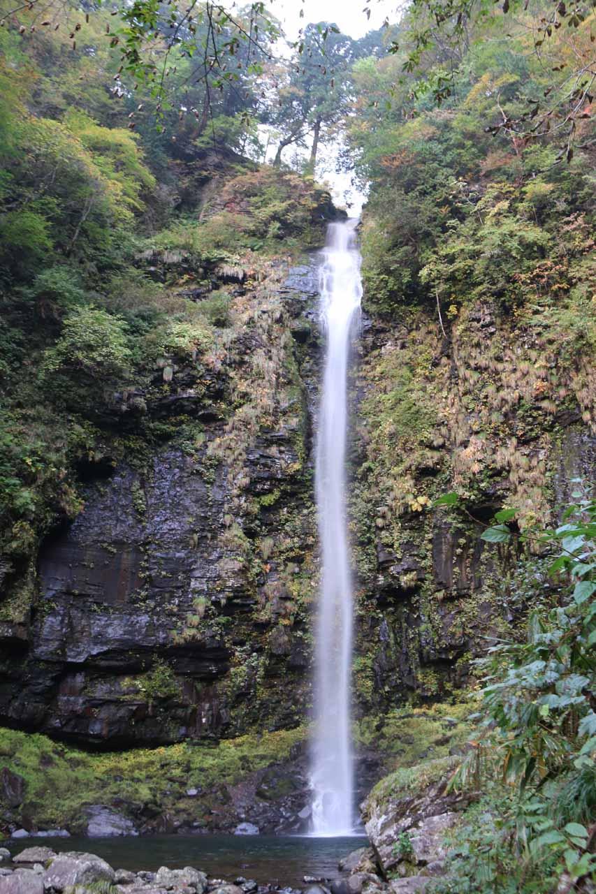 Amida Waterfall