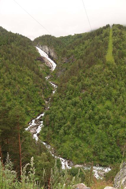 Amotan_031_07152019 - The full length of Reppdalsfossen or Reppdalsfallet