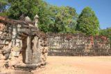 Angkor_Thom_110_01072009 - Angkor Thom outer wall