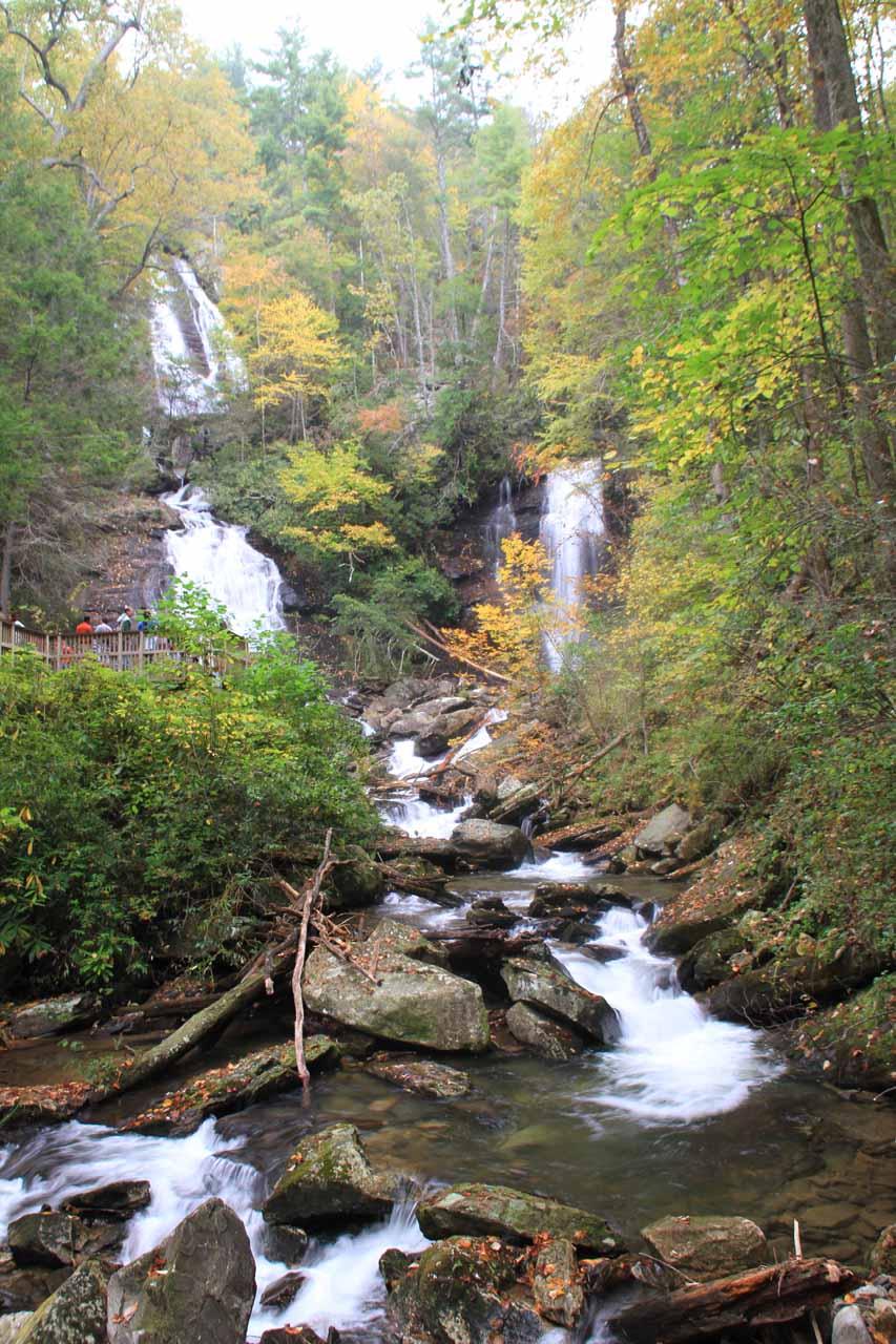 8. ANNA RUBY FALLS [White County, Georgia, USA]