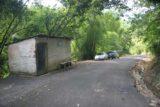 Anse_La_Raye_Falls_002_11282008 - The shack and cars