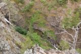 Appistoki_Falls_065_08082017 - Looking down at Appistoki Falls looking disjoint due to its positioning with the cliffs and foliage getting in the way of a clean view
