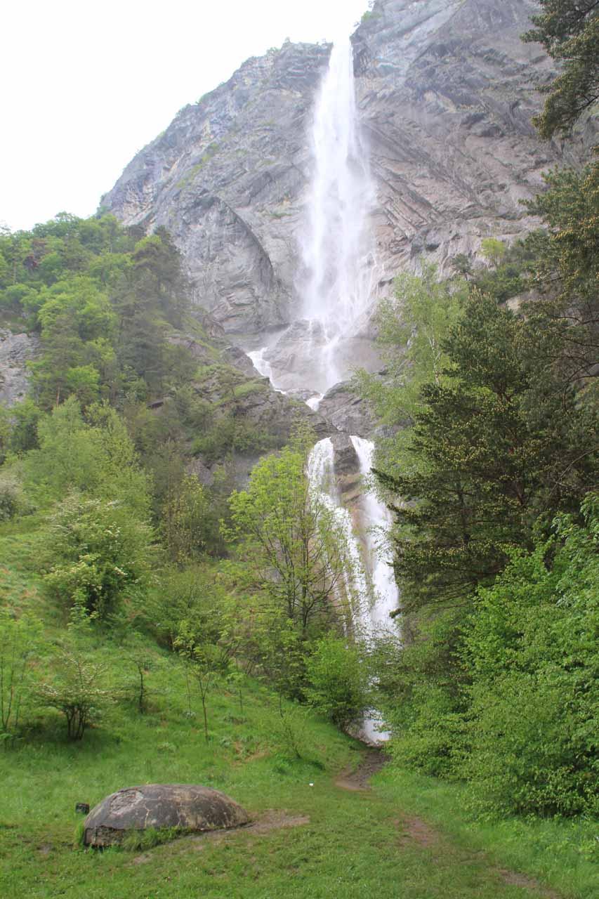Cascade d'Arpenaz