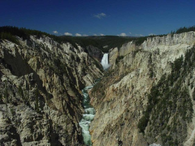 Artist_Point_021_06212004 - The Grand Canyon of the Yellowstone River