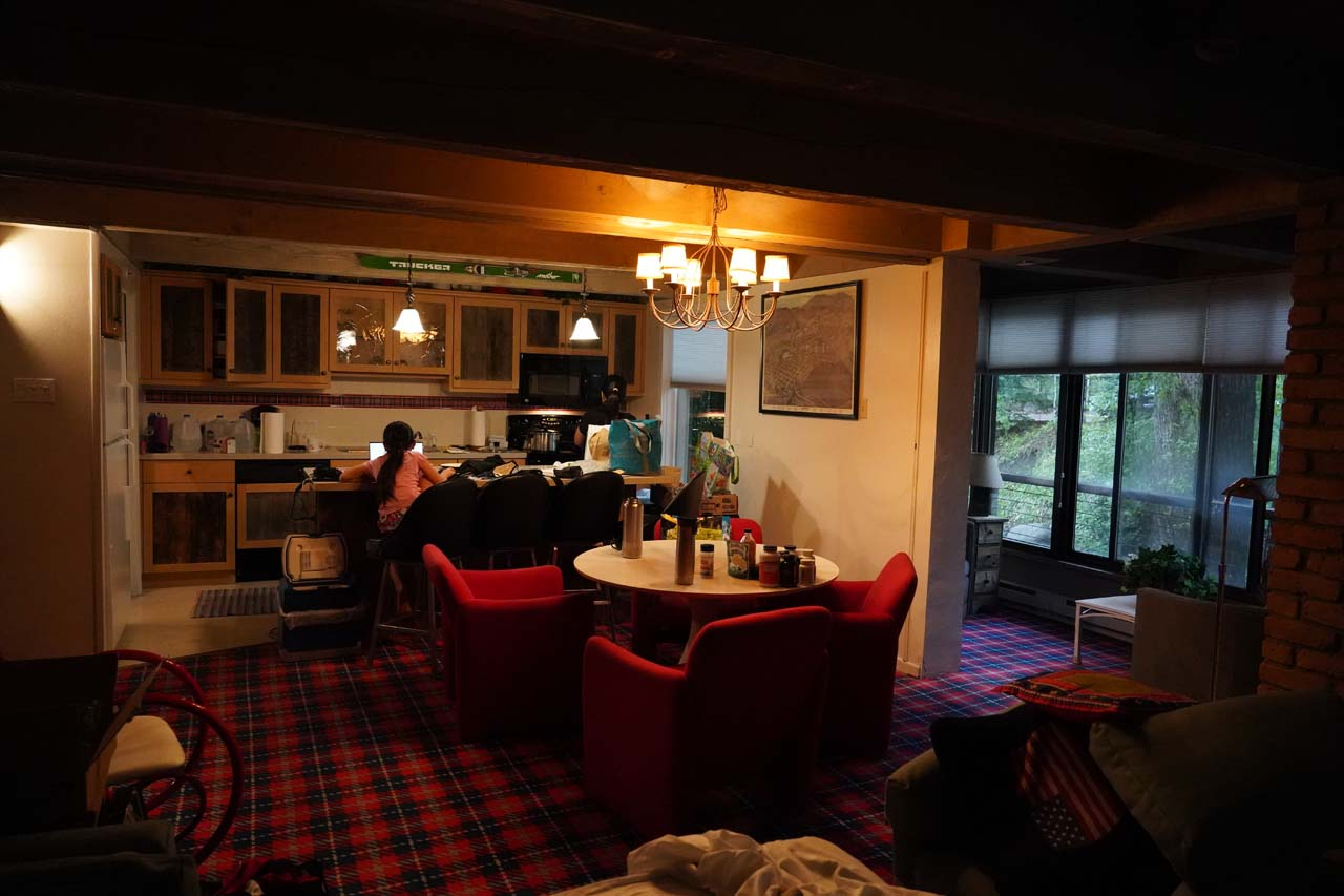 This accommodation in Aspen, Colorado was one of the nicer condos that we've booked through Booking.com