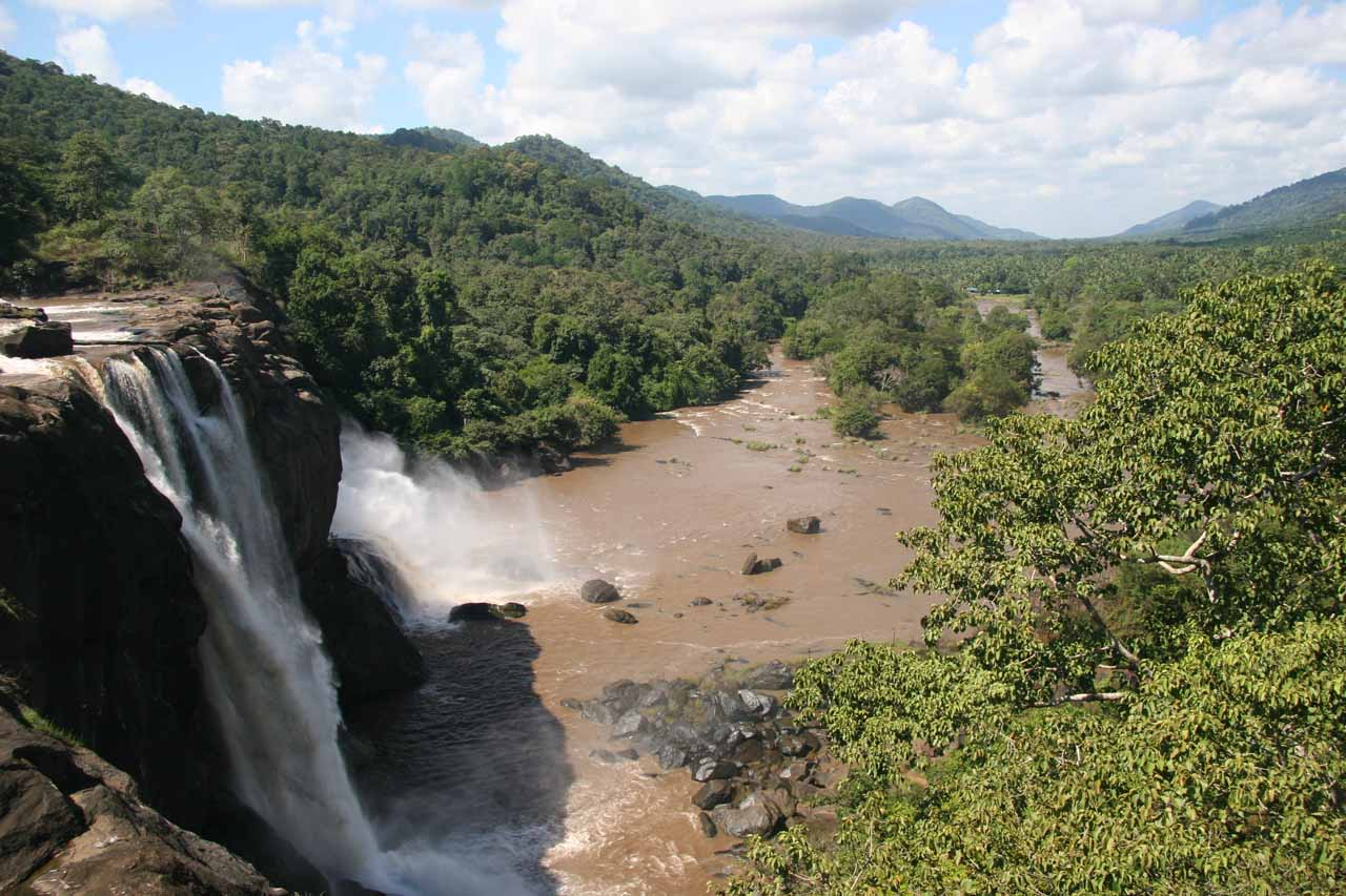 Athirappilly Falls