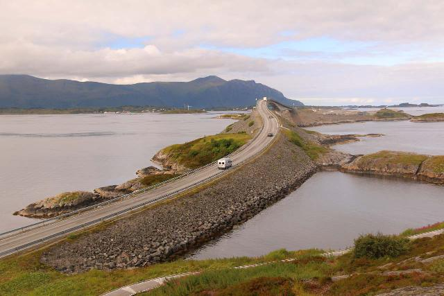 Atlantic_Ocean_Road_053_07152019 - Prior to our second stint in Åndalsnes in 2019, we had made a drive towards the coast to experience the island-hopping Atlanterhavsveien (Atlantic Ocean Road) near Kristiansund
