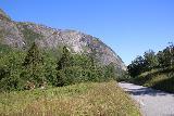 Aursjovegen_013_07162019 - Context of the Rv6012 en route to the Aursjovegen near the head of Eikesdalen