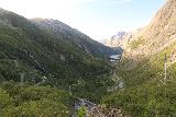 Aursjovegen_197_07162019 - Looking into Litldalen on the descent along the Aursjovegen