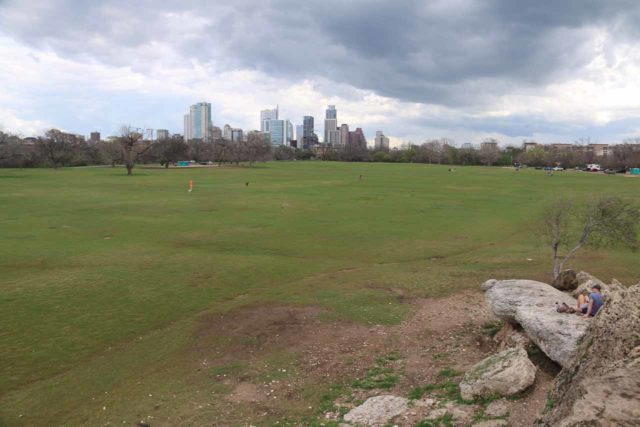 Austin_401_03112016 - While it was a bit of a walk from downtown Austin, Zilker Park was a great place to relax and unwind in its massive greenspace when a festival wasn't taking place here