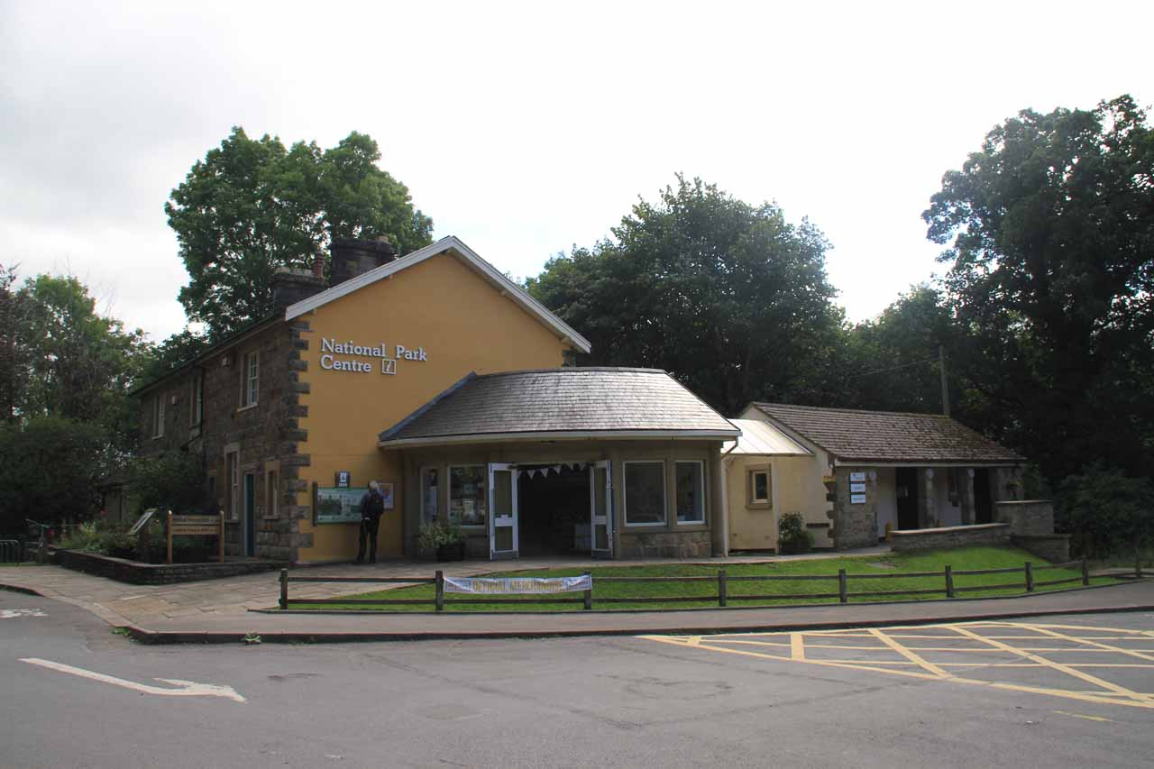 The National Park Centre for Aysgarth Falls