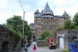 Bacharach_216_06162018 - Back at the entrance of the Burg Stahleck, which we were determined to check out tomorrow
