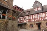 Bacharach_390_06172018 - Looking back towards the entranceway from within the courtyard of the Burg Stahleck