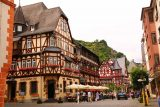 Bacharach_418_06172018 - Back at the familiar and busy center of Bacharach