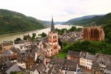Bacharach_434_06172018 - Another look from the Sentry Tower over Bacharach and the Rhine