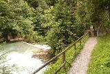 Bad_Gastein_134_07022018 - Following the Gasteiner Ache further downstream from the Lower Bad Gastein Waterfall as I tried to see if there were other interesting waterfalls or things to see down there