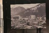 Bad_Gastein_156_07022018 - While walking back to the Wasserfall Parkplatz in Bad Gastein, I came upon these old photos showing how crowded it got in town