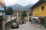 Bad_Gastein_161_07152018 - On the narrow street where we found street parking so we could go to the Felsentherme in Bad Gastein