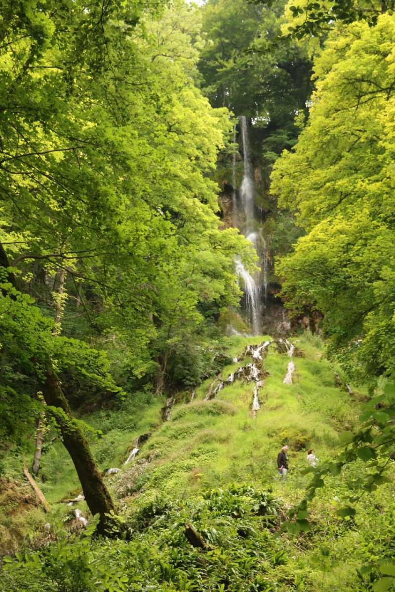 Bad Urach Waterfall