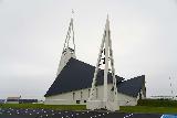 Baejarfoss_023_08172021 - Another look back towards the church in Ólafsvík as we made our way to Bæjarfoss during our August 2021 visit