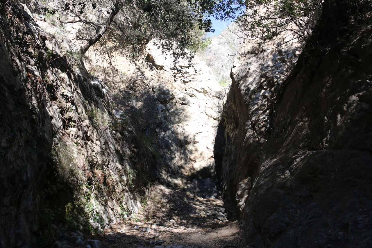 Bailey Canyon Falls